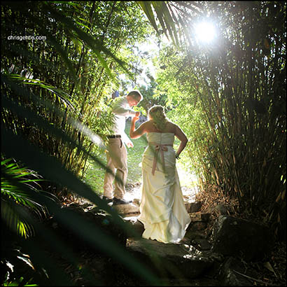 Tim and April's wedding at Koonyum range resort, Mullumbimby. NSW Byron Bay Hinterland
